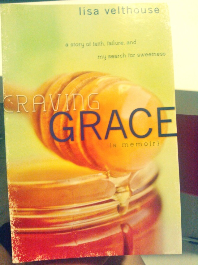 Craving Grace by Lisa