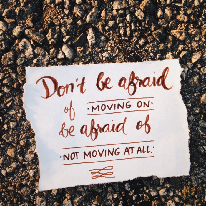 2016: The Year of MovingOn